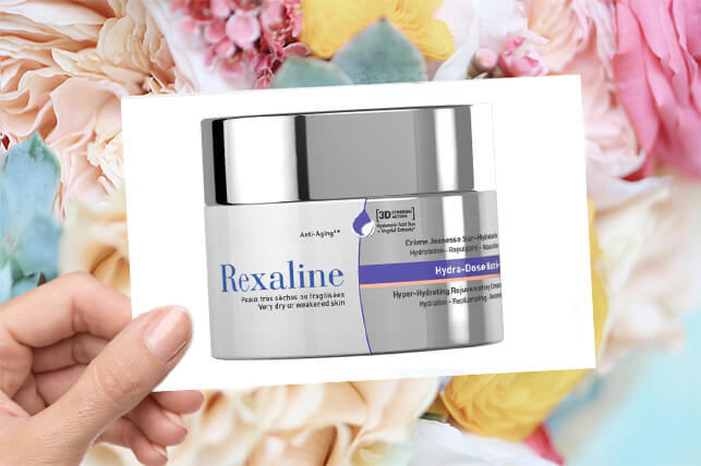 Rexaline New Generation 3D SYNERGIC ACTION